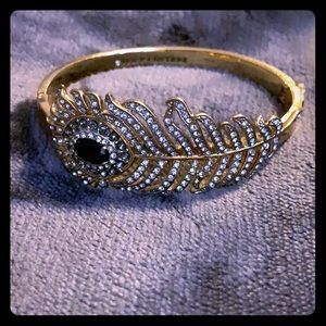 Juicy Couture Pave Peacock Bracelet